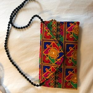Handbags - Indian Traditional Purse from India !